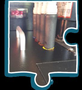 MF mini remote beer cooler