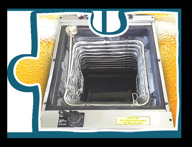 Remote beer cooler Vision 21